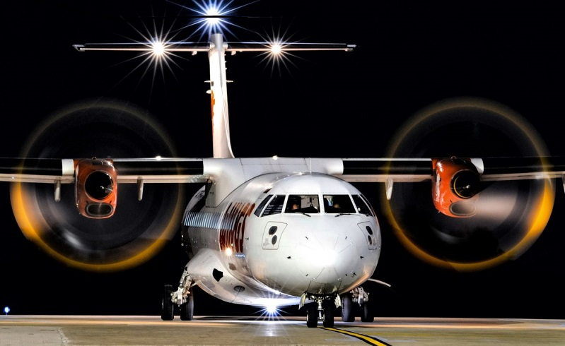 Bandung - Palembang PP Jadi Rute Penerbangan Anyar Wings Air
