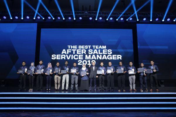 Mitsubishi Fuso Gelar Kompetisi Sales Appraisal Program & After Sales Service Contest