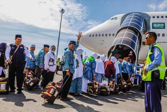 Pemerintah Tambah Operator Penerbangan Haji di 2020 Menjadi 4 Maskapai