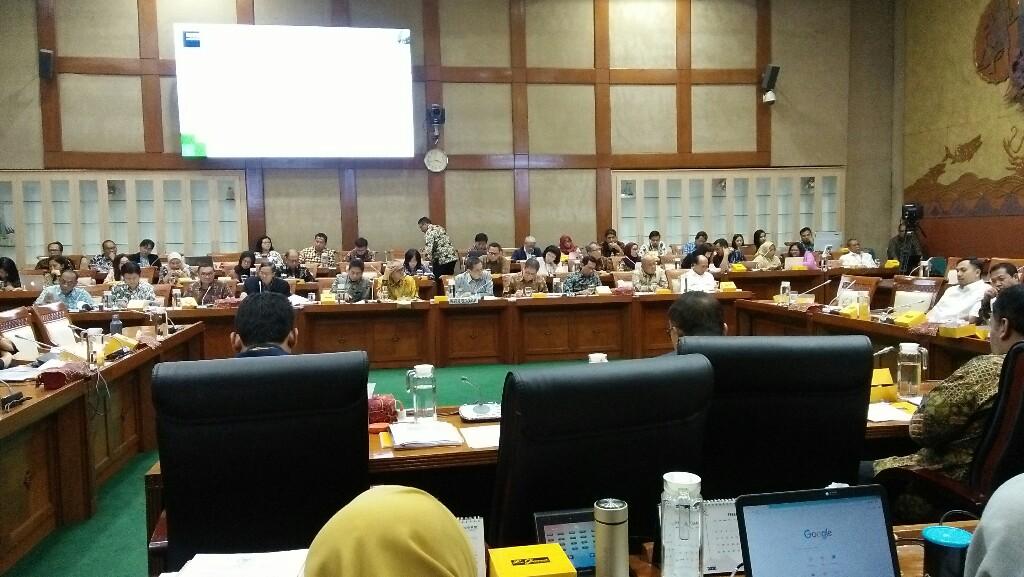 Rapat Mendag-Komisi VI, Molor 3 Jam Hingga Ekspor Ganja