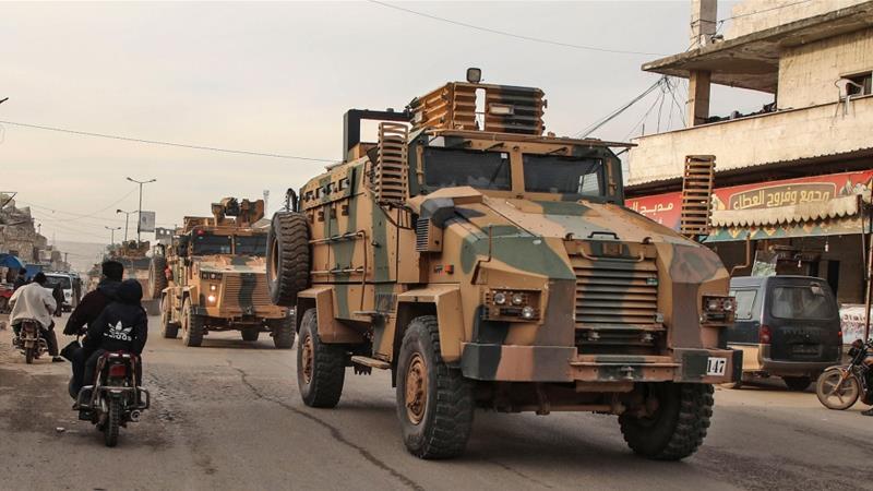 Turki Balas Serangan, 6 Tentara Suriah Tewas