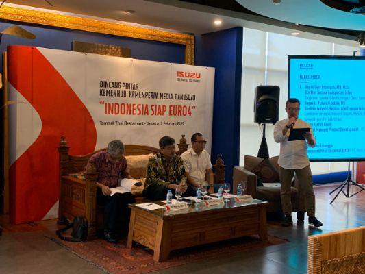 Menanti Langkah Isuzu Indonesia di Tahun 2020