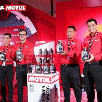 PTI Luncurkan Dua Produk Motul Oil Terbarunya untuk Motor Matic dan 4 Tak Manual