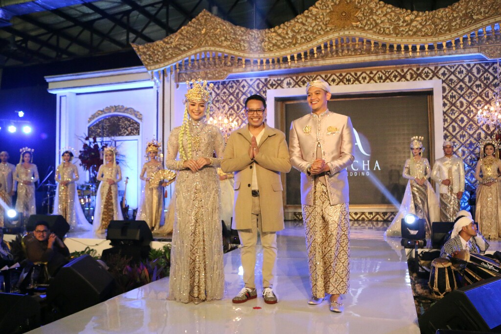 Parade Pengantin Tradisional Ancha Wedding Sukses Pukau Pengunjung GPI 13