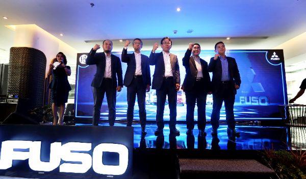 Mitsubishi Targetkan Penjualan Truk Fuso Sebanyak 46,900 Unit di Tahun 2020