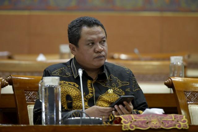 Lamhot Sinaga Komisi VI Tanggapi Sinyal Perombakan PT Telkom dari Erick Thohir