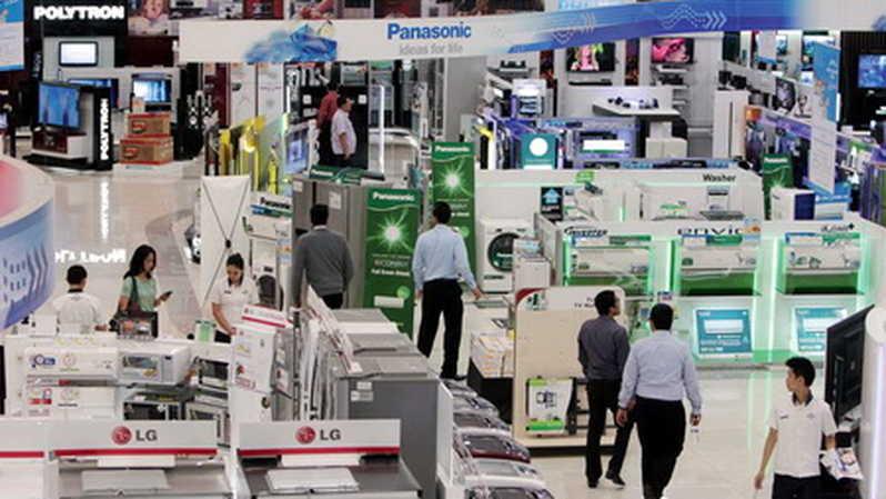 Kian Mentereng, Pemerintah Optimis Dorong Ekspor Industri Elektronik