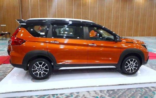 Inilah Tampilan Suzuki XL7 Terbaru 7 Seater