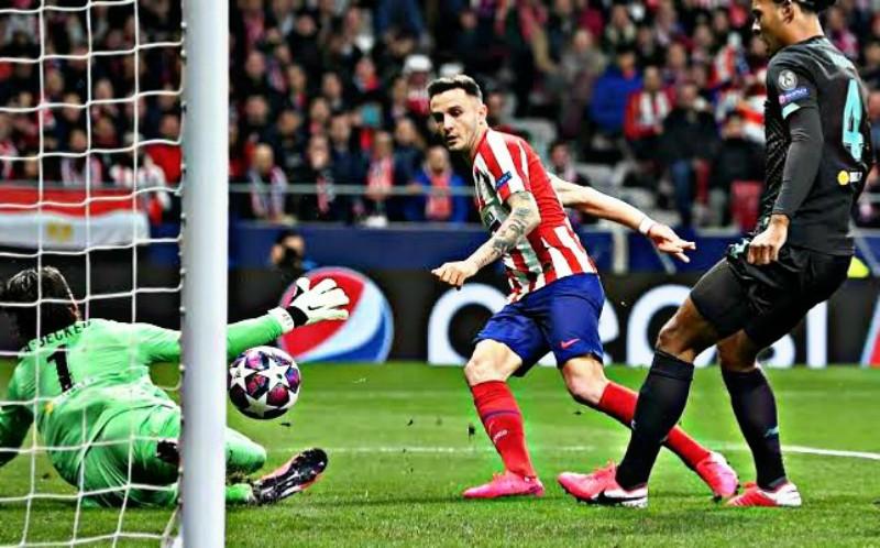 Kalah dari Atletico Madrid, Liverpool Gagal Ulang Kisah Manis di Wanda Metropolitano