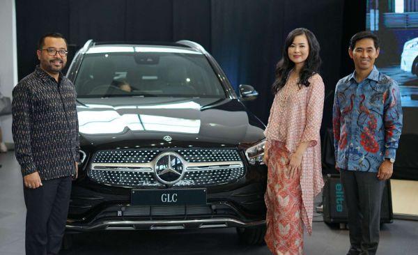 PT Thamrin Citra Abadi Luncurkan Mercedes-Benz New A-Class Sedan dan New GLC Pertama Kali di Sumatra Selatan