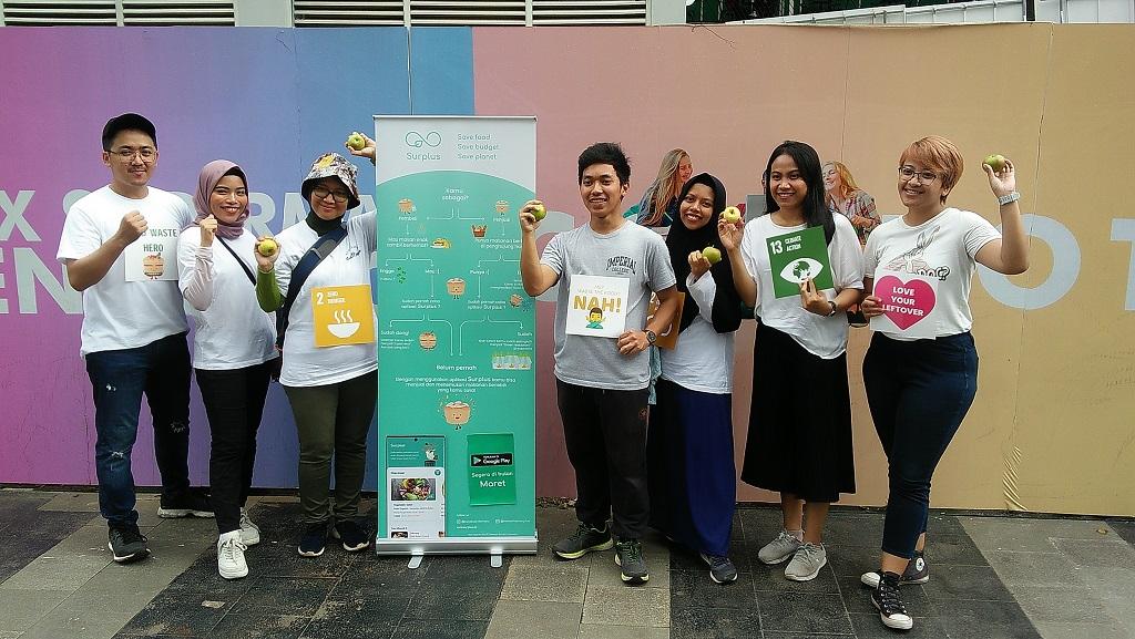 Indonesia Urutan Kedua Penghasil Sampah Makanan, Surplus.id Berikan Solusi Inovatif