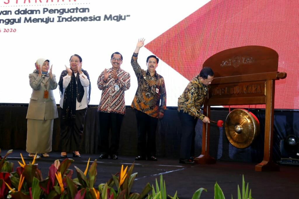 Kepala Perpusnas: Indonesia Bukan Bangsa dengan Budaya Baca Rendah!