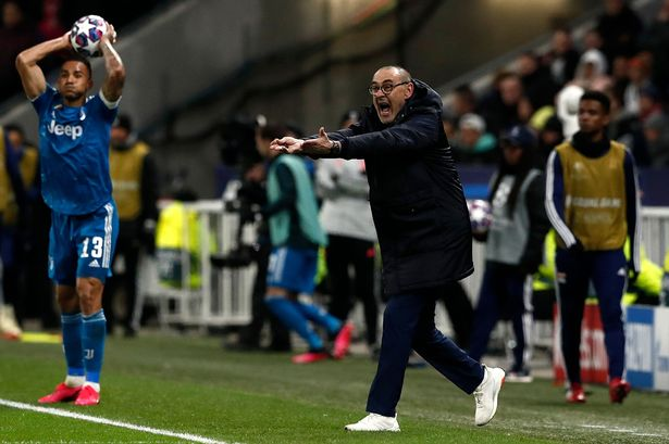 Di Tangan Sarri, Ambisi Juventus di Liga Champions Sulit Terealisasi