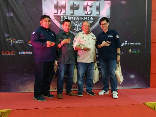 Jajaran Pengurus FORCI Hadiri Deklarasi MPCI di Sentul Bogor