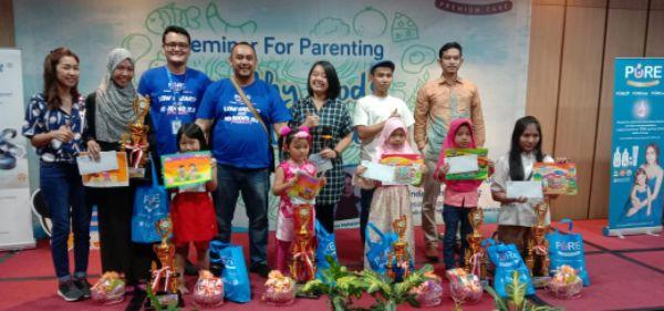 THE 1O1 Bogor Peduli Gizi dan Tumbuh Kembang Anak Di Masa Depan