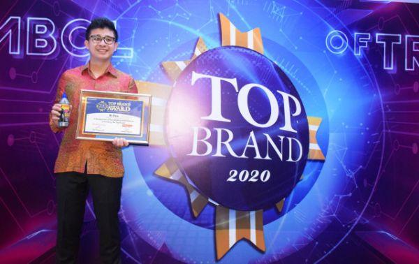 M-One Tyre Sealant Meraih Penghargaan TOP Brand Award 2020