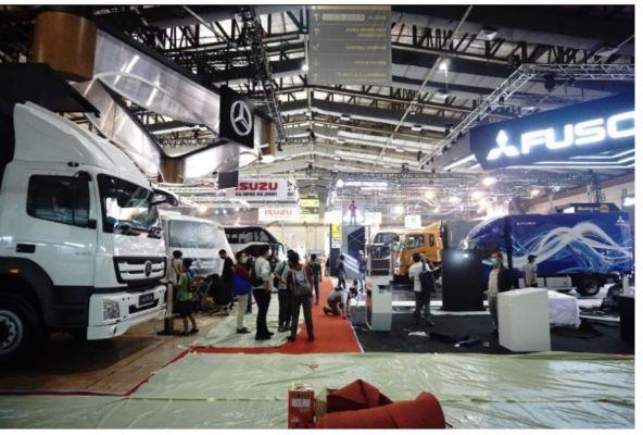 GIICOMVEC 2020 Ajak Pengunjung Mencba Beragam Kendaraan Niaga Terbaru