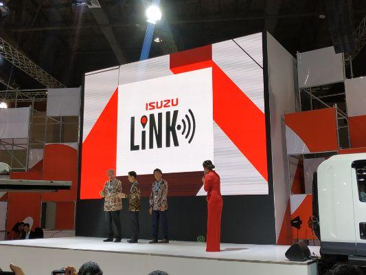 Hadir di GIICOMVEC 2020, IAMI Perkenalkan Isuzu LINK