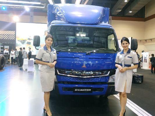 Yuk, Intip Penampakkan Mitsubishi eCanter dan Spesifikasinya!