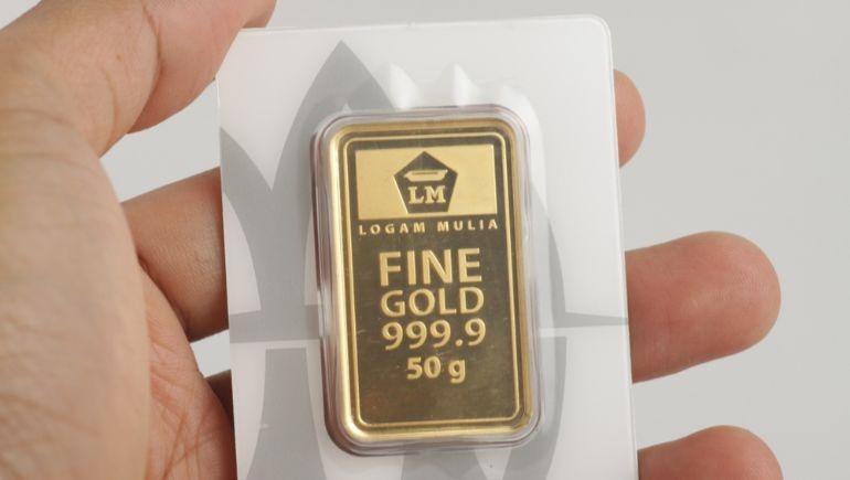 Yuk Intip Harga Emas Antam 24 Karat Hari Ini!