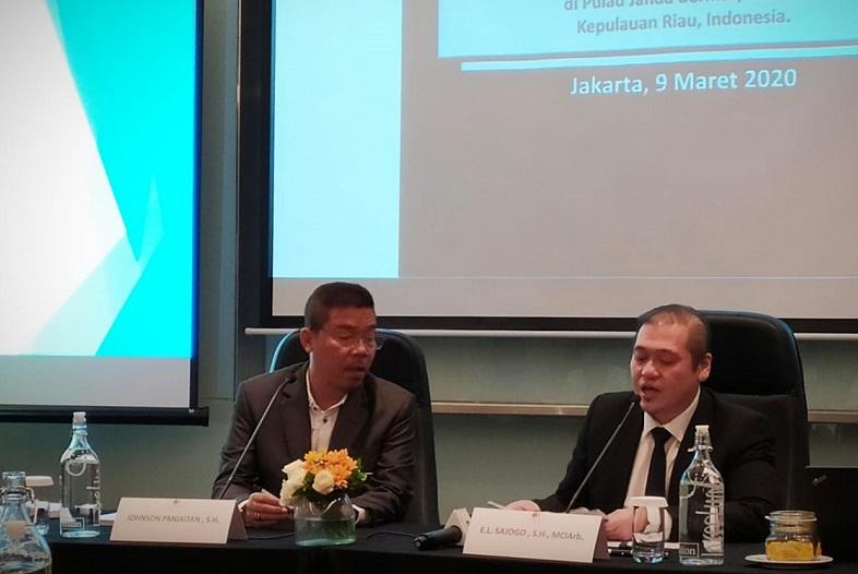 Pihak Sinomart Angkat Bicara Soal Tersendatnya Investasi Depo Kilang Minyak di Batam