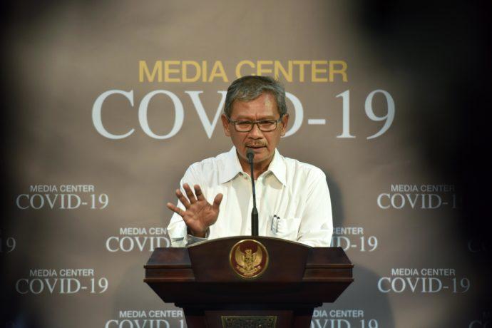 Update Corona: Positif Covid-19 di Indonesia Jadi 96 Orang