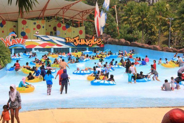 Wabah Virus Corona, Sejumlah Taman Rekreasi di Bogor Tetap Buka