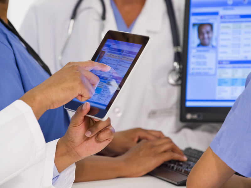 Rekam Medis Digital Lompatan Industri Kesehatan Masuki Era 4.0