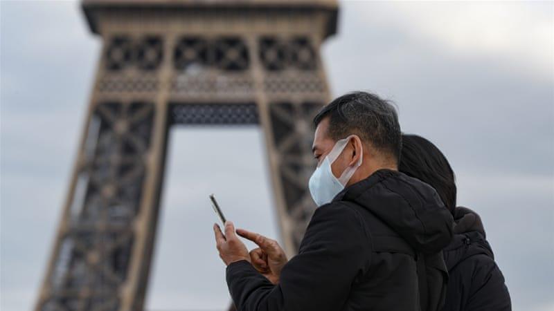 Mirip Indonesia, Prancis Tutup Tempat Hiburan dan Minta Warga Tinggal di Rumah | jakartainsight.com