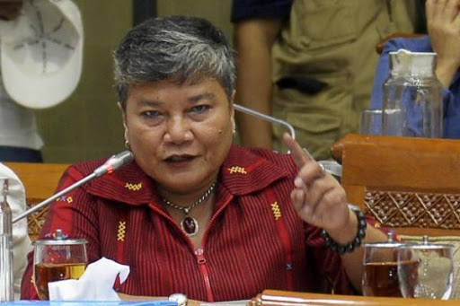 DPR Lanjutkan Bahas RUU Omnibus Law, Ribka Tjiptaning: Teman-teman Saya Tidak Peka! | jakartainsight.com