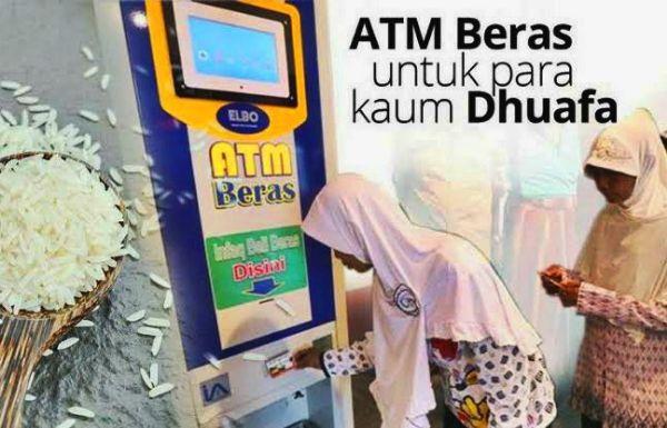 Distribusikan Bantuan Beras Gratis, Pemerintah Siapkan 'ATM' Beras