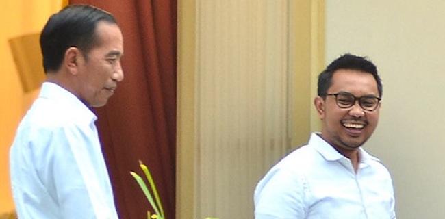 Surat Stafsus Jokowi Titip Perusahaan ke Camat Tuai Kecaman | jakartainsight.com