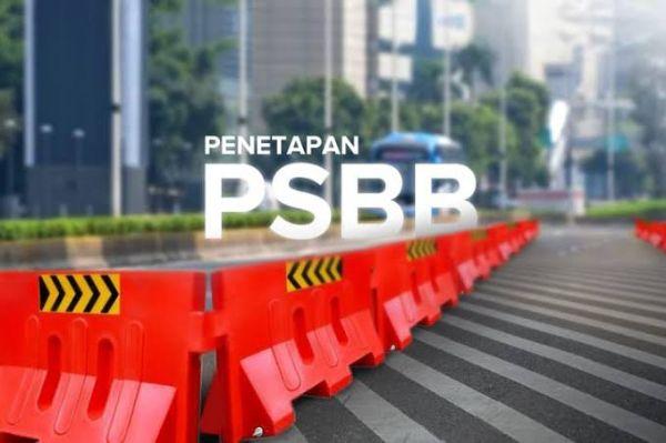 Langgar Aturan PSBB Berikut, Siap-siap Kena Sanksi!