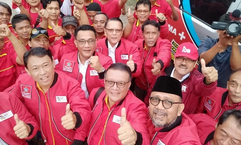Kawal Pemerintahan Jokowi Hingga Tuntas, Pusdal SOKSI : Kader kami siap terlibat dalam sistem!