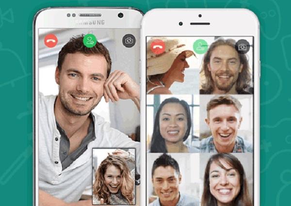WhatsApp Tingkatkan Fitur Video Call, Dari 4 Menjadi 8 Pengguna