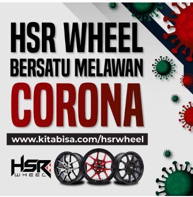 Bersama HSR Wheel, Ayo Berdonasi dan Lawan Corona!