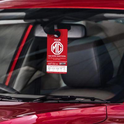 5 Outlet MG Motor Indonesia Dilengkapi Hand Sanitizer | jakartainsight.com