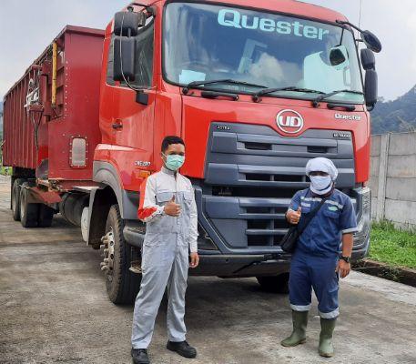 Astra UD Trucks Berikan Dukungan Penuh kepada Pengusaha Truk