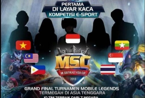 Tournament Mobile Legend Terbesar di Asia Tenggara 2020 Ditiadakan!