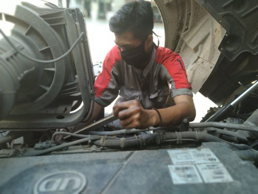 UD Trucks Peduli Customer dengan Beri Perpanjangan Garansi Unit