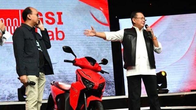 Pengusaha Pemenang Lelang Motor Gesits Jokowi Diamankan Polisi, Diduga Terkait Penipuan