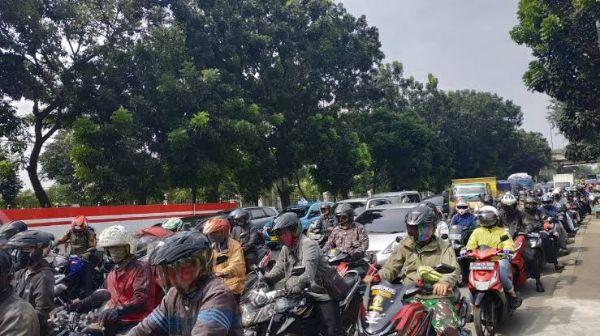 Hati-hati, PSBB Transisi di Jakarta Berlakukan Ganjil Genap pada Motor!