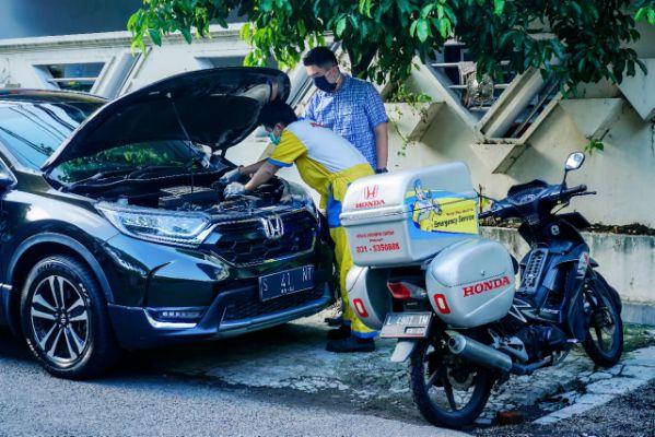 HONDA Hadirkan Program Servis Mobil Gratis, Apresiasi Kepada Dokter!