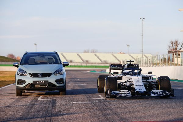 All New Honda Jazz Hybrid adopsi teknologi F1. | jakartainsight.com