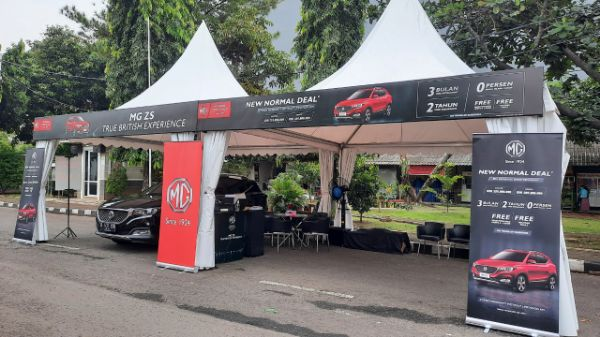 MG Motor Indonesia Hadirkan Program Residential Test Drive