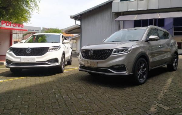 SUV Flagship DFSK Glory i-Auto Siap Mengaspal di Indonesia, Catat Tanggalnya!