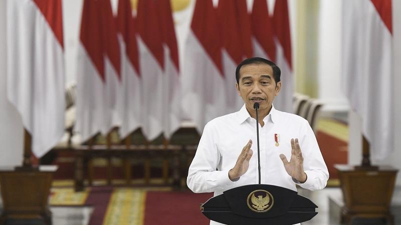 Dana Bergulir UMKM, Jokowi : Salurkan cepat, sederhanakan prosesnya