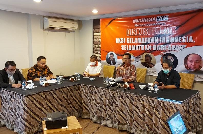 Teka-teki Dibalik Aksi Menyelematkan Indonesia, Selamatkan Dari Apa?