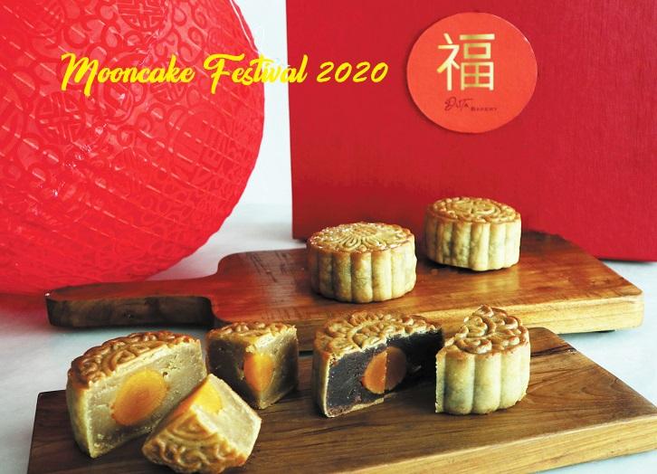 Meriahkan Festival Musim Gugur 2020 Duta Bakery Hadirkan 4 Varian Mooncake