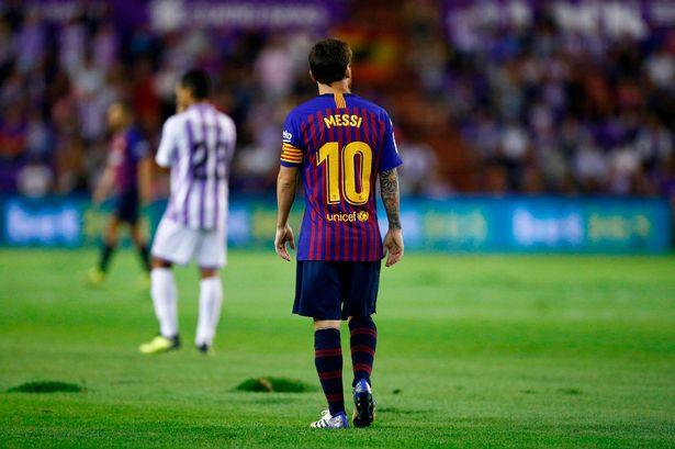 Legenda Barcelona Angkat Bicara Soal Isu Hengkang Messi